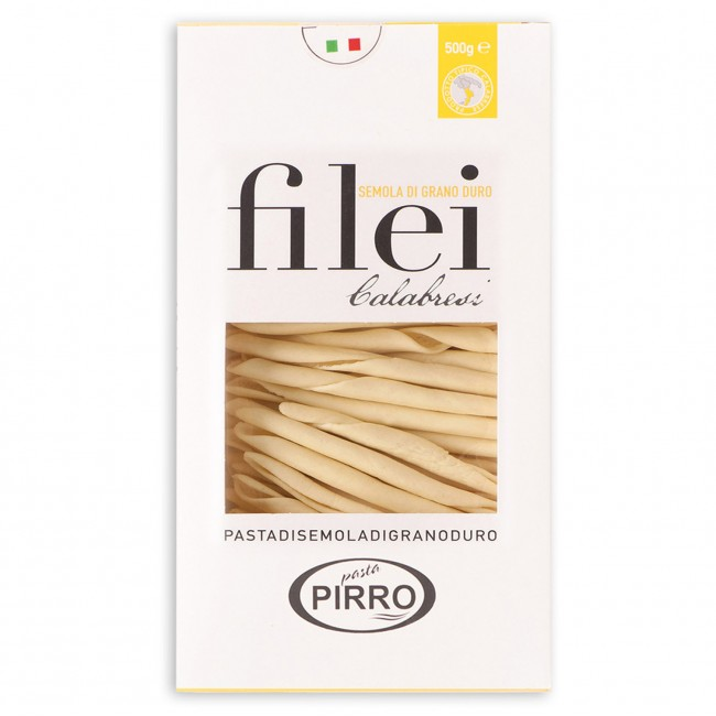 packaging pasta pirro